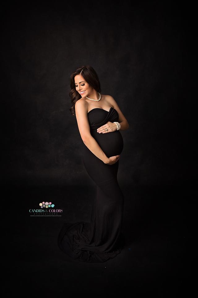 Black Sew Trendy Jessica