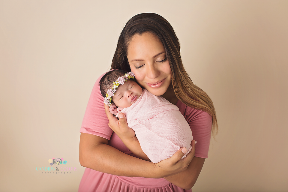 Newborn Studio Photographer