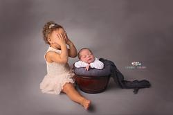 Howard County Newborn Photographer