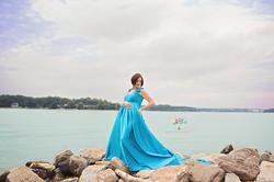 J & L Gisella Turquoise L