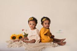 1 Year Old Twins Milestone