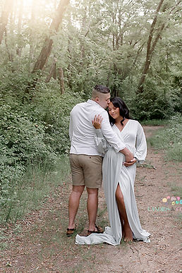 Silk Fairies Peyton Gown   Outdoor Maternity Photographer