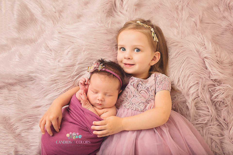 Studio Newborn Photographer
