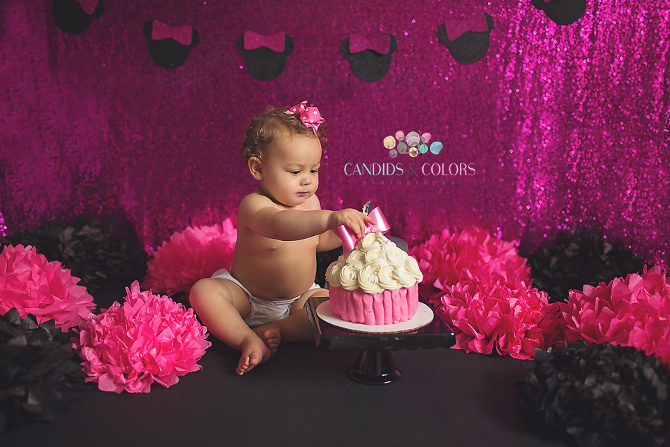 Annapolis Cake Smash Photographer