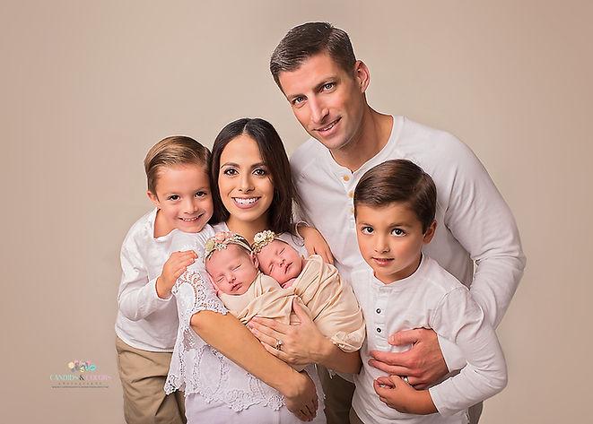 Newborn Family Pictues