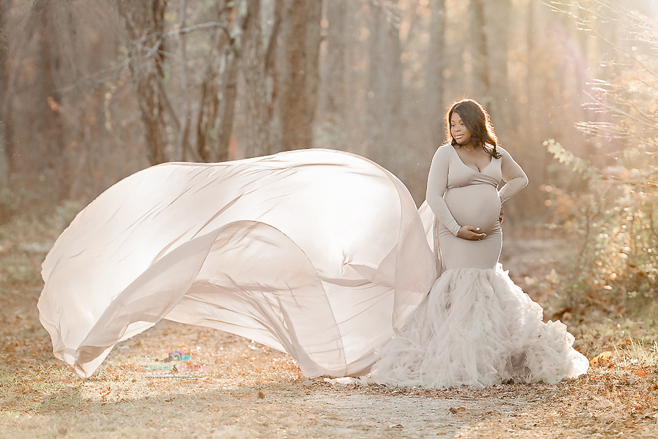 Fall Outdoor Maternity Photography - Odenton Photographer