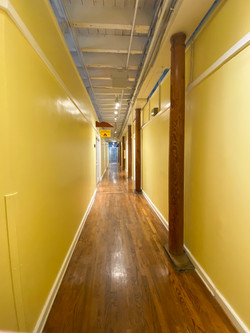 Savage Mill 3rd Floor Hall Way