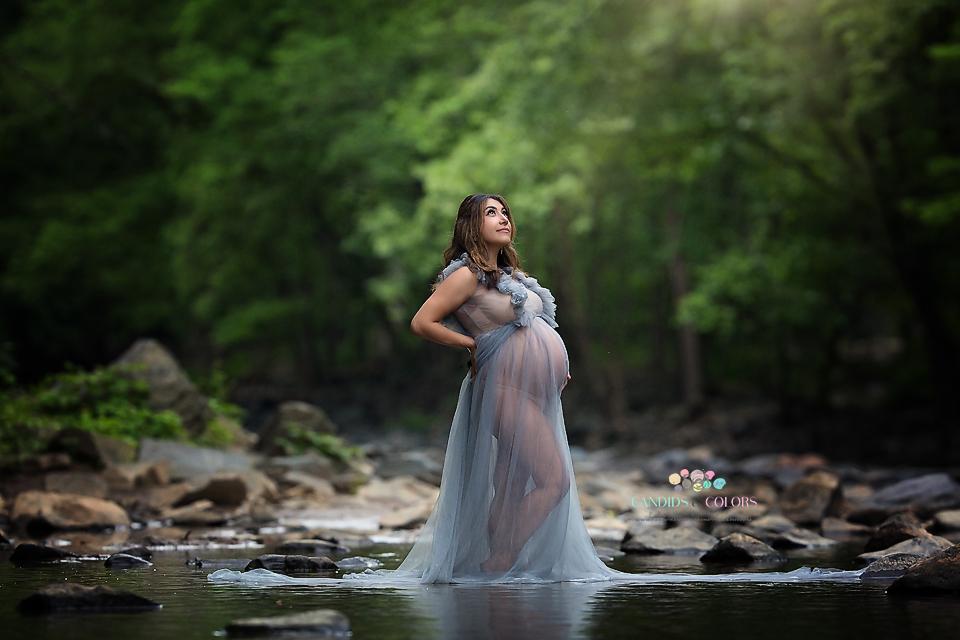 Savage Mill Maternity Photographer