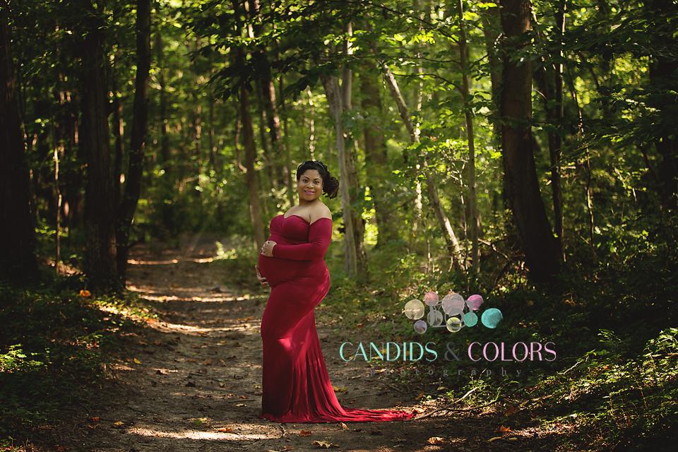 Odenton Maternity Photographer
