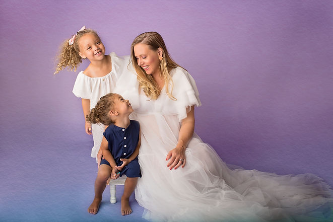 Styled Family Photography