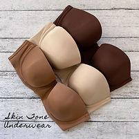Skin Tone Underwear