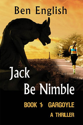 jack be nimble, ben english, author, thriller, ben english