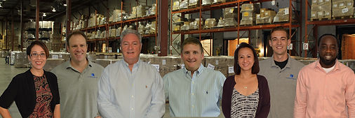 Evans Material Solutions team