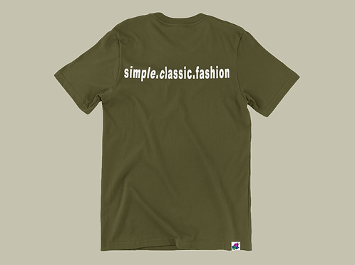 Simple.Classic.Fashion Tee