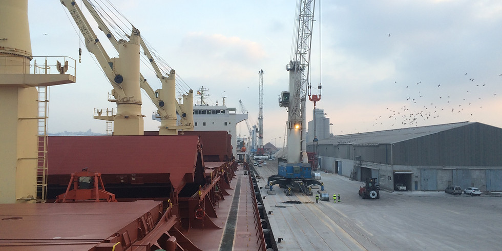 Subs Lifted: post-fixture of Dry and Breakbulk in a one-day panoramic