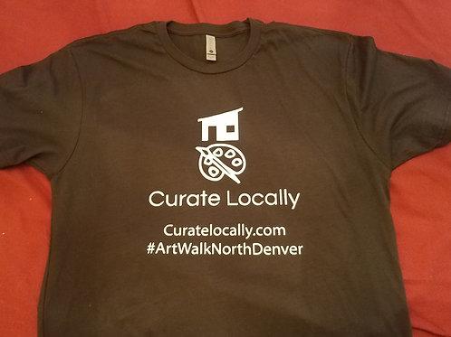 ArtWalkDenver T-shirt