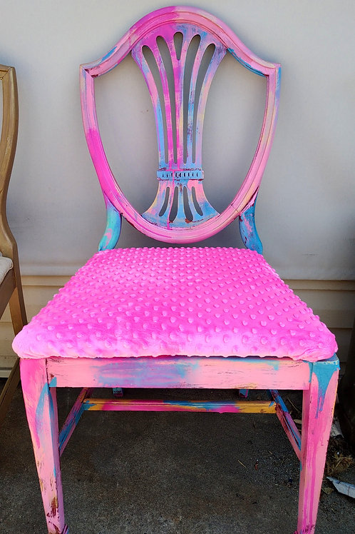 Cotton Candy Chair