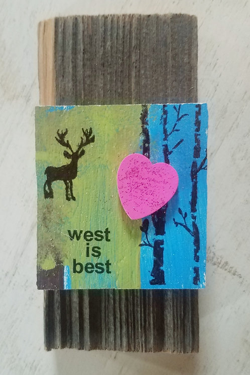 West is Best