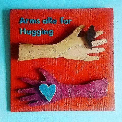 A Socially Distanced Hug
