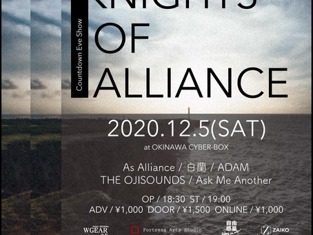 KNIGHTS OF ALLIANCE -Countdown Eve Show-