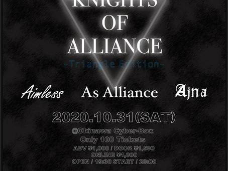 KNIGHTS OF ALLIANCE -Triangle Edition-
