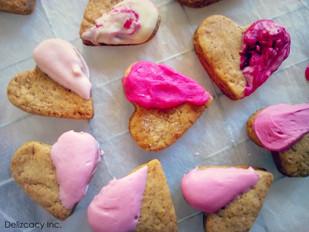 Cinnamon Love Cookies