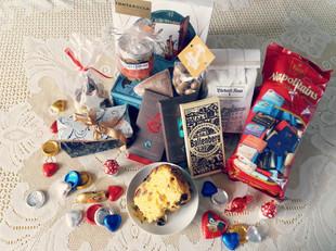 Swiss New Year Treats