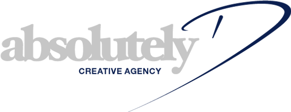 Logo Kreativagentur absolutely-D GmbH