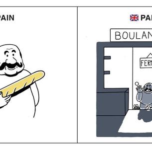 Les Faux Amis Anglais / Français