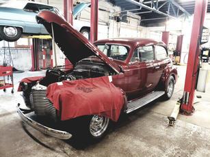 Houston_40 Chevy Deluxe