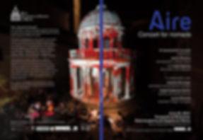 Aire In Rome, DVD cover Tempietto Di Bramante, Rome, Italy 2014