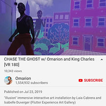 OMARION CHASE THE GHOST