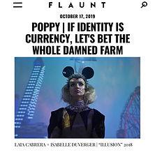 POPPY - FLAUNT