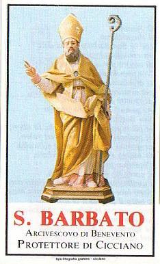 Saint Barbatus of Benevento