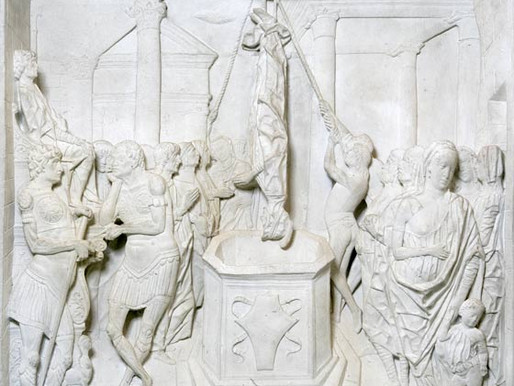 Saints Marius, Martha, Audifax and Abachum