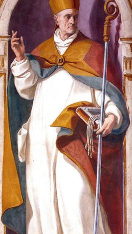 Saint Anthelm of Belley