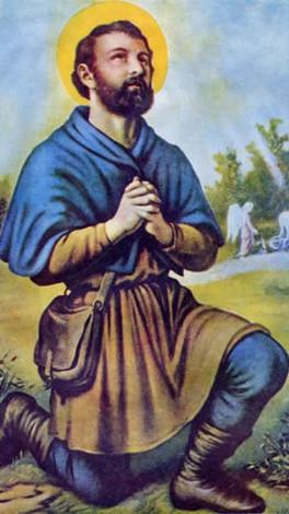 Saint Isidore the Larborer