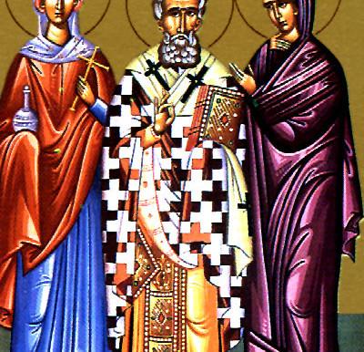 Saint Metrophanes of Byzantium