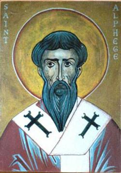Saint Alphege of Canterbury
