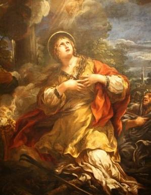 Saint Martina of Rome