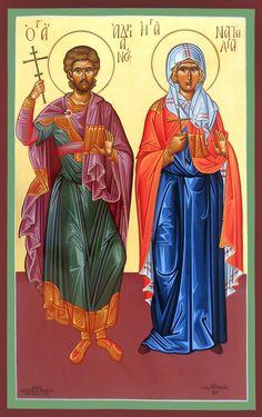 Saints Aurelius and Natalia