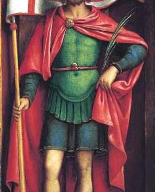Saint Alexander of Bergamo