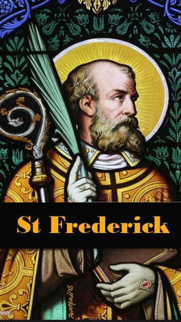Saint Frederick of Utrecht