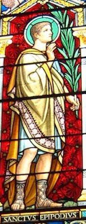 Saints Epipodius and Alexander