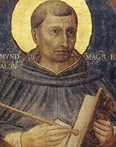 Saint Raymond of Penyafort