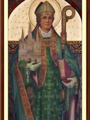 Saint Chad of Mercia