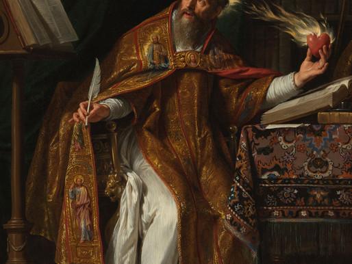 Saint Augustine prayers