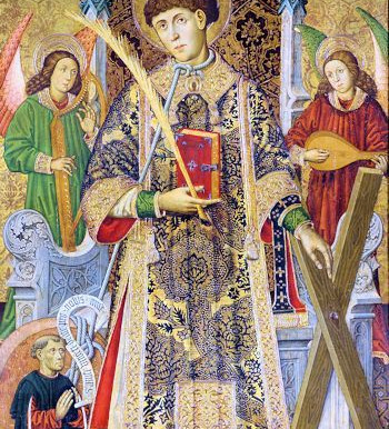 Saint Vincent of Saragossa