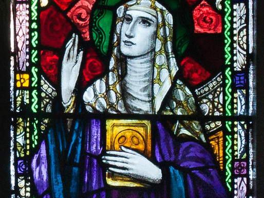 Saint Íte of Killeedy