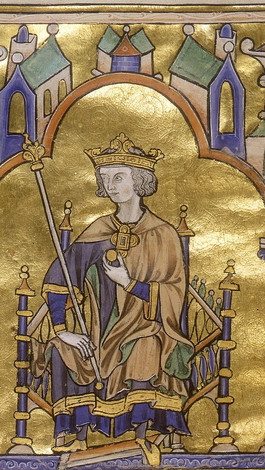 Saint Louis IX of France